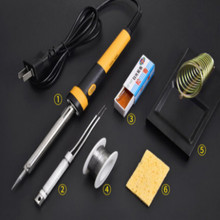 220v 40w Electric Soldering Iron including soldering station tools full set free shipping