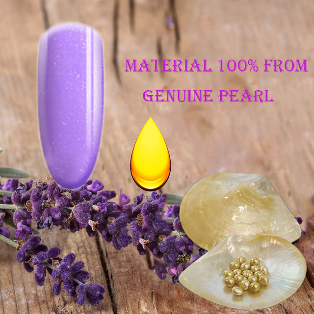 TREEINSIDE natural pure Healthy brand-Lavander extracted nail gel polish need uv led lamp to cure green safe healthy brand