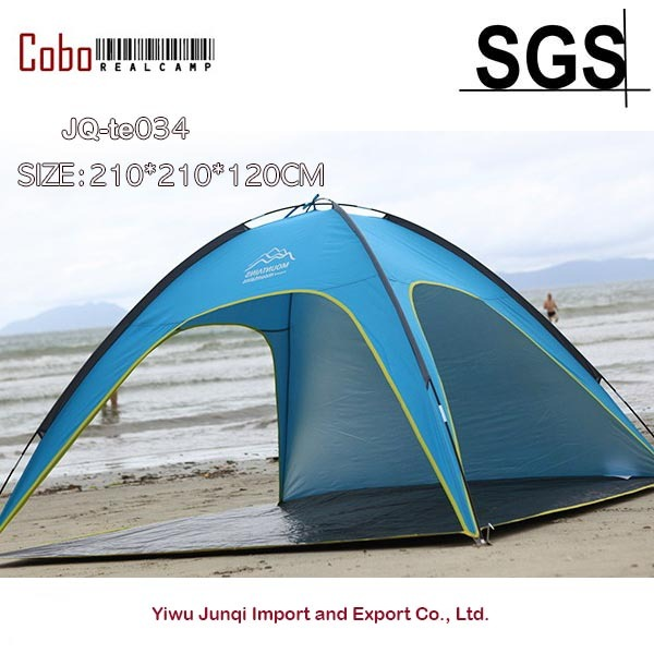 Sun Shelter STAR HOME Lightweight Beach Tents Sun Shade Tents