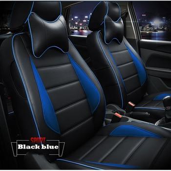 Custom leather car seat cover for suzuki baleno celerio liana swift SX4 grand vitara jimny vitara all models car accessories