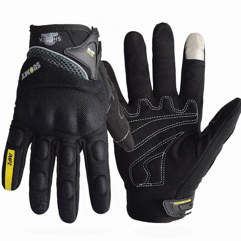 Suomy брендовые новые дизайнерские мотоциклетные перчатки, Гоночные Перчатки для мотоциклистов, мотоциклетные перчатки для велоспорта, вело...