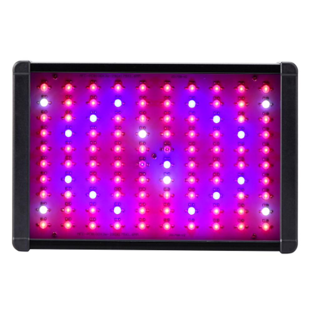 Horticultural Grow light 300W LED Grow Light Hydro Full Spectrum Veg Flower Indoor Plant Lamp Panel for Greenhouse Growing mars hydro reflector240w led grow light full spectrum veg bloom switchable indoor plants growing hydroponic lamp phytolamp