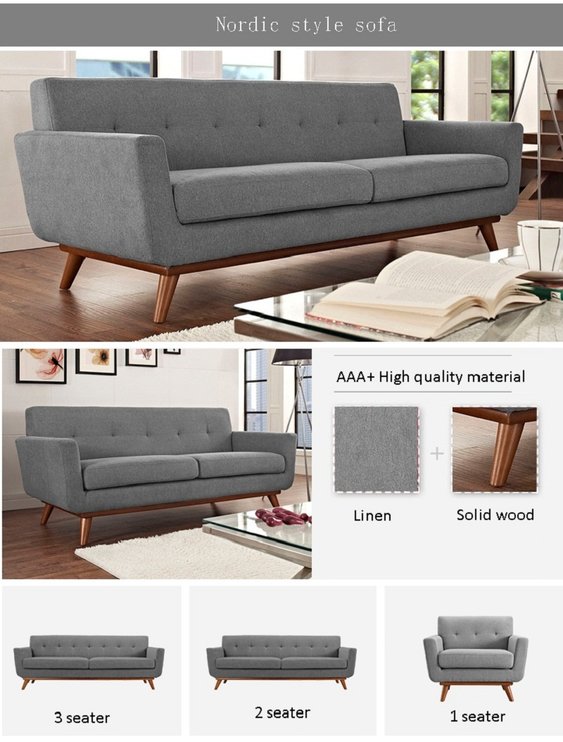 U Couch Us 188 U Best Inspirational Grey Modern Couch Single Seat Sofas And Couches Ideas With Grey 1 3 Seater In Living Room Sofas From Furniture On