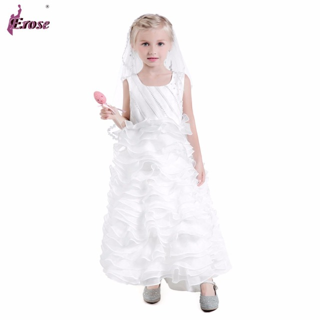 Vestidos de primera comunion para ninas altas