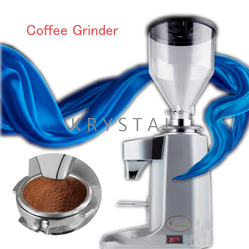 Professional 0.5KG Coffee Grinder Electric Coffee Bean Grinding Machine Commercial / Household Coffee Bean Grinder 220V SD-921L itop 110v 220v commercial coffee grinder electric coffee bean grinder electric roasted grain beans grinding machine