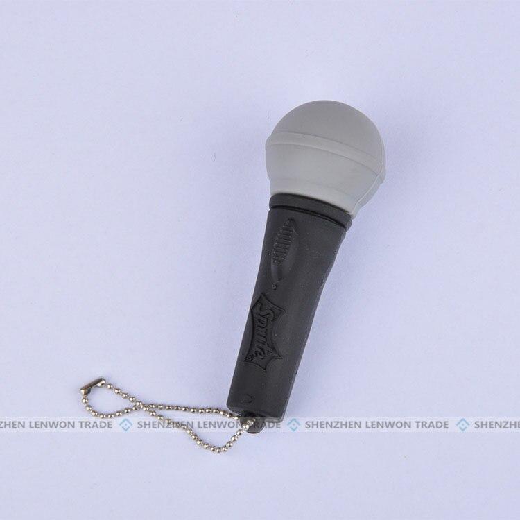new arrival cartoon microphone usb 2 0 2gb 4gb 8g 16g 32gb 64gb usb flash drive memory stick. Black Bedroom Furniture Sets. Home Design Ideas