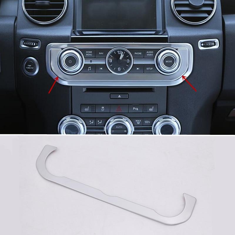 Land Rover 2010 Price: Aliexpress.com : Buy Car Interior Center Control Clock