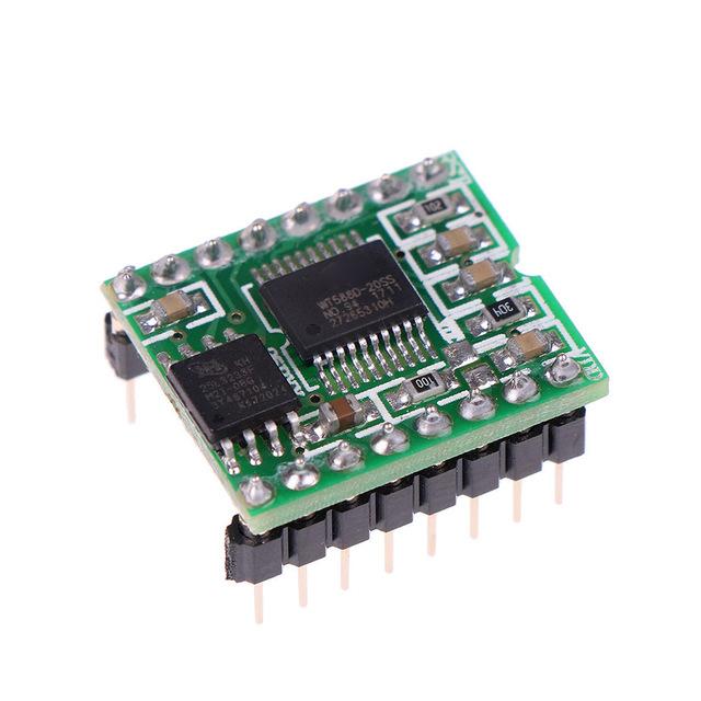 High Quality Voice Module Sound Modue Audio Player WT588D