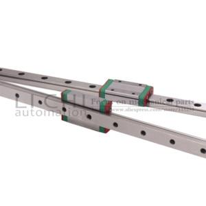 Image 5 - 2PC Scorrimento Lineare MGN7C MGN7H MGN9C MGN9H MGN12C MGN12H MGN15C MGN15H con 2PC MGN Lineare Rotaia di Guida 150mm 300 millimetri 400 millimetri