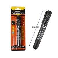 New 20PCS Brake Fluid Tester Pen 5 LED Mini Indicator For Car Repairs Tools Vehicle Auto