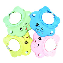 Silicone Shampoo Cap Baby Bath Adjustable Shower Hat Sofry Ear Protection Children & Product