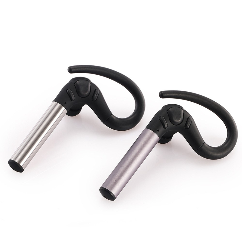 suqy Newest Bluetooth headset mini Stereo Wireless Earphone Headphonebluetooth earpiece micro earbuds with Microphone for Phone wireless bluetooth sports headset earphone hifi microphone stereo music earbuds earpiece neckhang with rechargeable battery