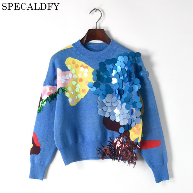 Crop Tops Women Sweaters And Pullovers
