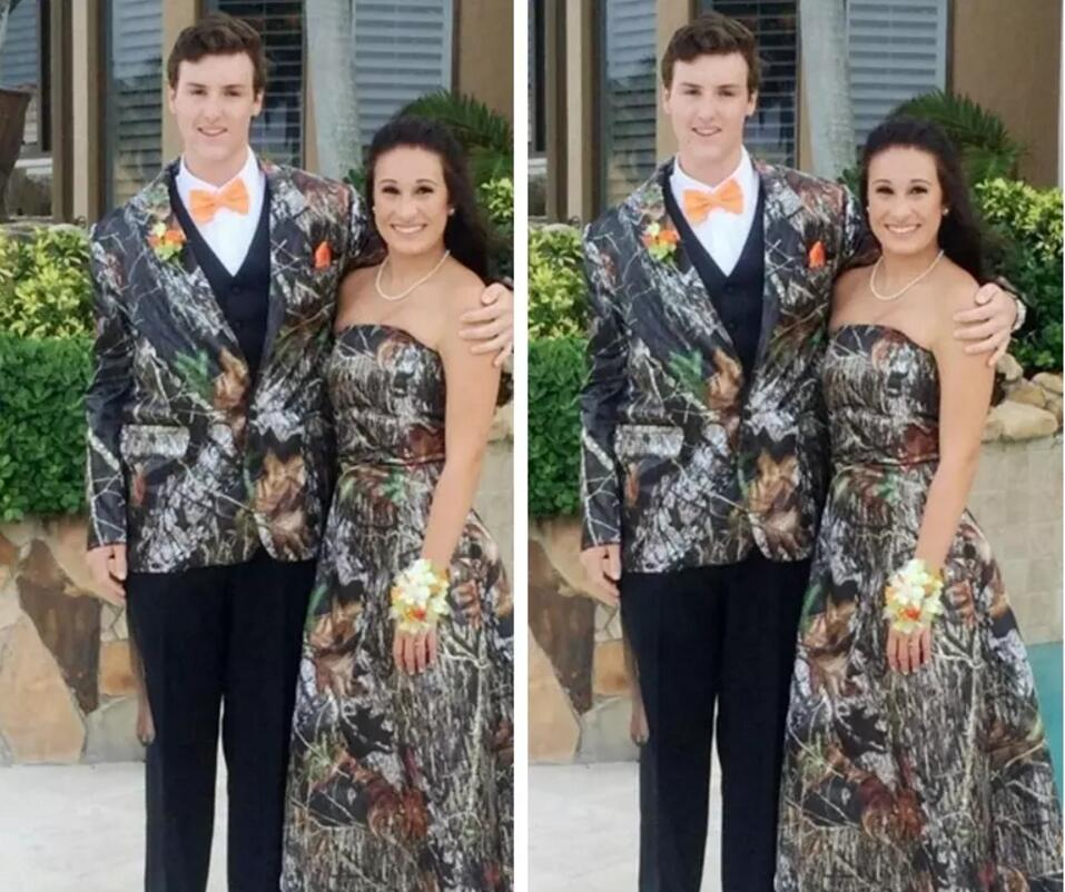 2017 Camo Tux Groom Jacket With Vest Long Sleeve Free Custom Made Realtree Camouflage Suit Match Camo Outwear Groom Tuedos Grooming Jacket Tux Jacketwith Jacket Aliexpress,Where To Sale Wedding Dresses