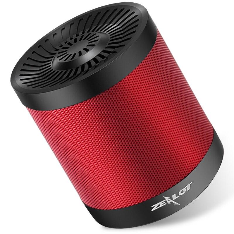 Haut-parleur Portable Bluetooth S5 Haut-parleurs Subwoofer Actif En Plein Air Basse Marque AUX Haut-parleurs USB Tf pour Téléphone Portable Mp3