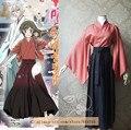 Kamisama Kiss Kamisama Hajimemashita Tomoe ED Version Customized Cosplay Costume Red Vibration Sleeve Kimono Uniform