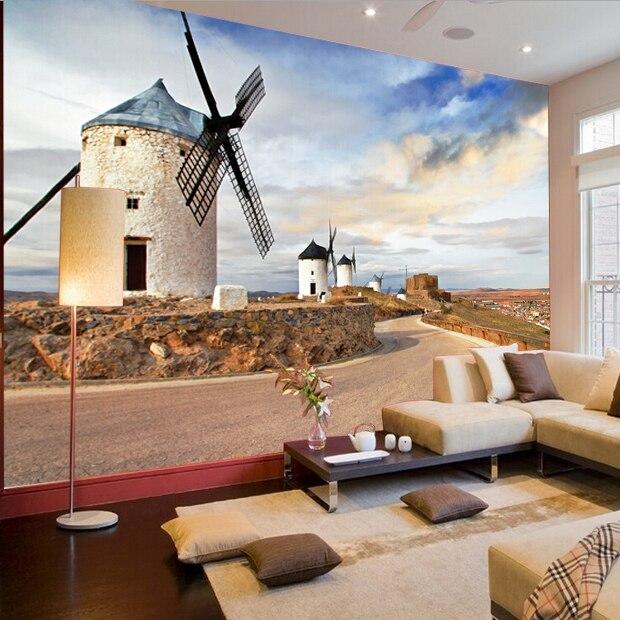 New Nordic Style Mural Wallpaper Custom Made Modern Luxury Wallpaper 3D Wall  Mural Papel De Part 85