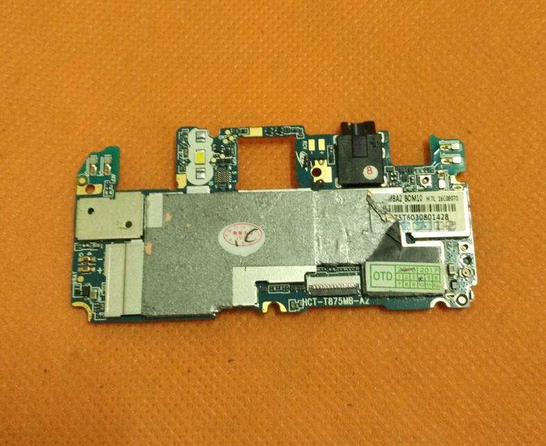 Old Original mainboard 3G RAM+16G ROM Motherboard for LEAGOO Shark 1 MTK6753 Octa Core 6.0 FHD Free shipping