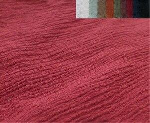 100% хлопок, муслиновая ткань, блиновая ткань для рубашки и женской одежды