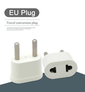 Image 4 - Штепсельная Вилка Schuko, переходник для США, США, ЕС, евро, Европы, для путешествий, электрическая розетка переменного тока