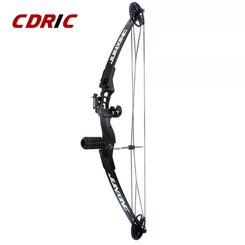 NEW 30-40 LBS Compound Bow Right Hand Adjustable Bow Set For Shooting Fishing Target Outdoor Practice Archery  Hunting
