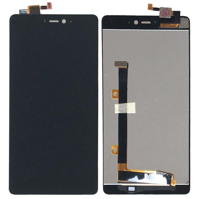 NEW Black LCD Display Glass Touch Digitizer Screen Assembly For Xiaomi MI 4i Replacement