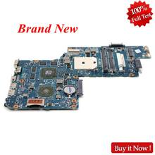 Brand New Laptop Motherboard Para Toshiba Satellite C855D NOKOTION L850D C850D H000051780 Placa Principal Tomada FS1 HD7600M