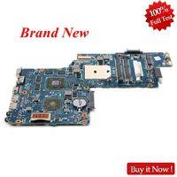 NOKOTION Brand New Laptop Motherboard For Toshiba Satellite C855D L850D C850D H000051780 Main Board Socket FS1 HD7600M