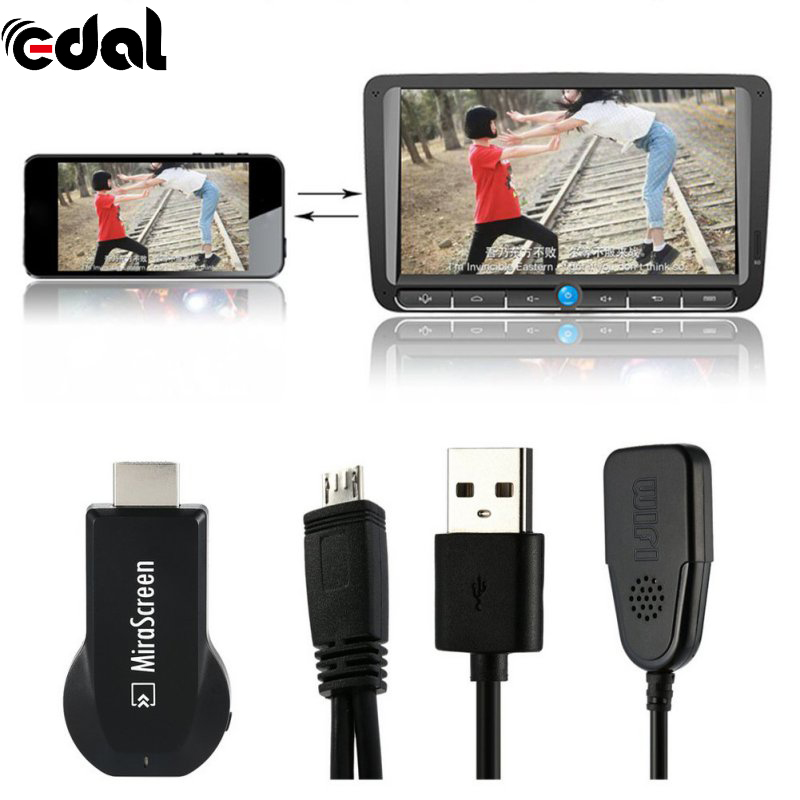 Profesional OTA TV Stick Dongle mejor que EasyCast Wi-Fi receptor pantalla DLNA Airplay Miracast Airmirroring Chromecast
