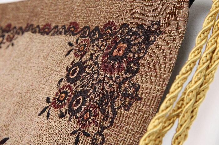 97*120 cm Bélgica Tapeçaria Da Suspensão de Parede Decoração Marroquina de Algodão Pano de Tecido home Imagem Decorativa Da Parede Da Arte Tapeçarias - 5