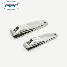 New Style Stainless Steel Nail Clipper Trimmer Manicure Finger Toe Cutter Pedicure Art Tool Scissors knife cutter