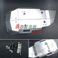 Skid Plate Aluminum Engine Guard for BMW F800GS for F700GS for F650GS 2008 2013