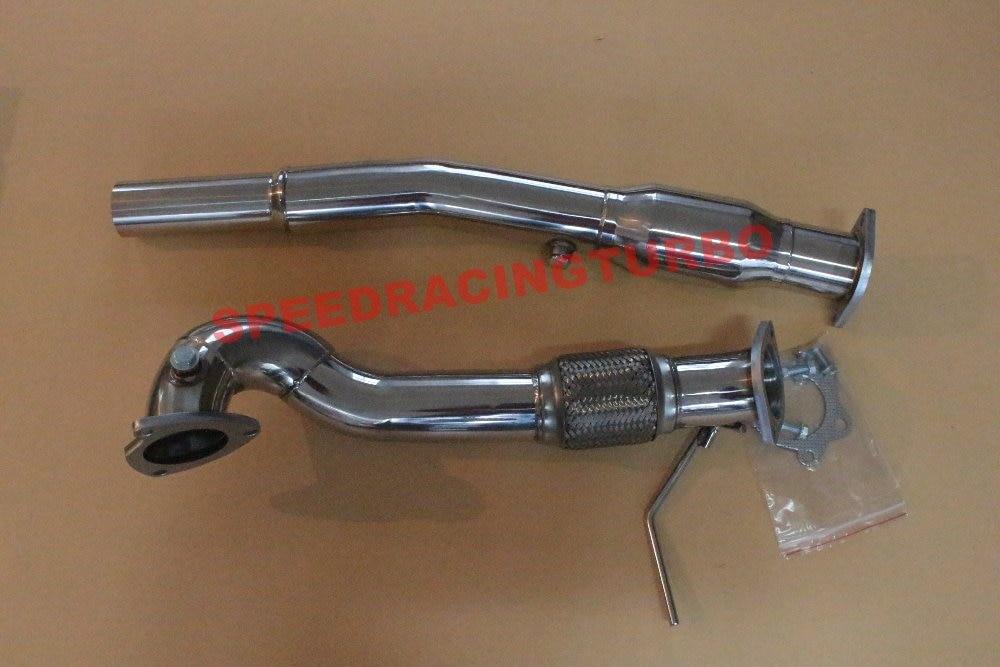 Ispušni sustav za ispupčenje za FIT AUDI TT QUATTRO / S3 225 1.8T - Auto dijelovi - Foto 2