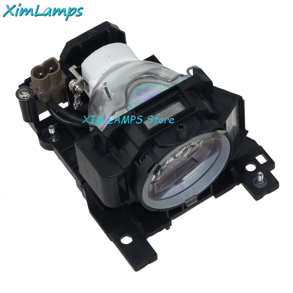 DT00893 Replacement Projector Lamp With Housing For Hitachi CP-A200, CP-A52, ED-A101, ED-A111 Projectors free shipping dt00757 compatible replacement projector lamp uhp projector light with housing for hitachi projetor luz lambasi