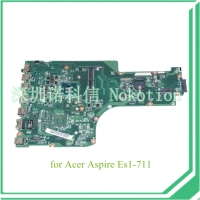 NOKOTION DA0ZYLMB6C0 REV C NBMS211002 NB. MS211.002 Płyta Główna do acer aspire ES1-711 N3540 CPU