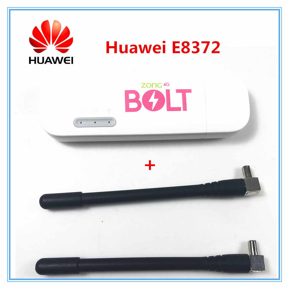 Unlocked Huawei E8372 E8372h-153 E8372h-608 antenne LTE USB Wingle LTE Universele 4G WiFi Modem dongle router auto wifi PK e3372