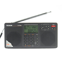 "Tecsun PL-398MP 2.2"" Full Band Digital Tuning Stereo FM/AM/SW Radio Receiver  MP3 Player tecsun PL-398MP radio"
