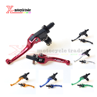 Aluminum Alloy ASV Clutch and Brake Folding Lever set for Motorcycle ATVs Dirt Bikes Pit bikes