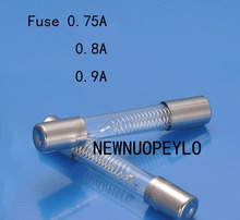 20PCS 5KV 0.75A 0.8A 0.9A   Microwave Oven High Voltage Fuse for Galanz/Midea  be current цена