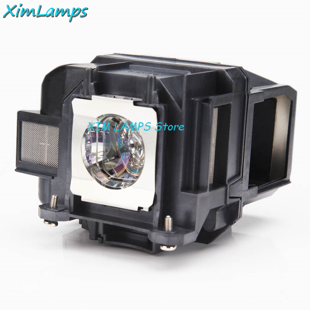Xim V13h010l88 Compatible Projector Lamp With Housing For Epson Eb W04 Powerlite S27 S04 945h 955wh 965h 98h S31 In Bulbs From Consumer