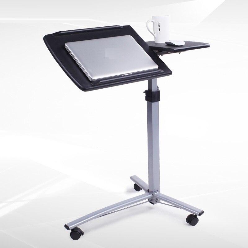 Bsdt Берк Нотт стоя ноутбук comter кровать стол прикроватный подъемная поворотный ленивый таблицы Бесплатная доставка
