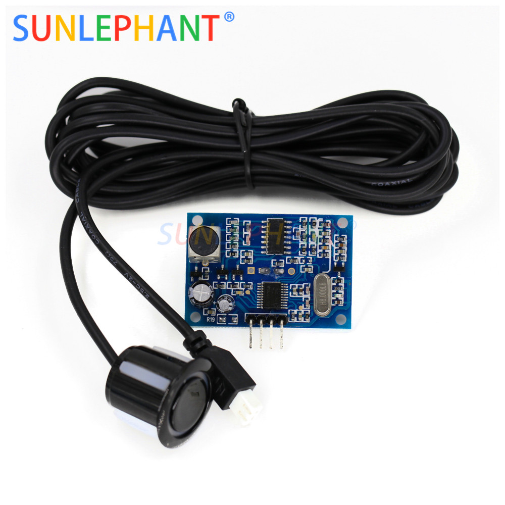 SR04T DC 5V Waterproof Ultrasonic Module JSN-SR04T Water Proof Integrated Distance Measuring Transducer Sensor  - buy with discount