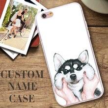 KISSCASE Cute Cartoon Case For iPhone 7 Plus 6 6S Plus