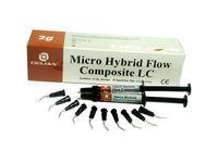 Dental Composite Micro Hybride Flow Composite LC Shade A2 A3