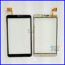 """Negro Nueva Digitalizador de Pantalla Táctil Para 8 """"pulgadas ZYD080-64V01 W801 Tablet reemplazo del sensor del panel Envío Gratis"""
