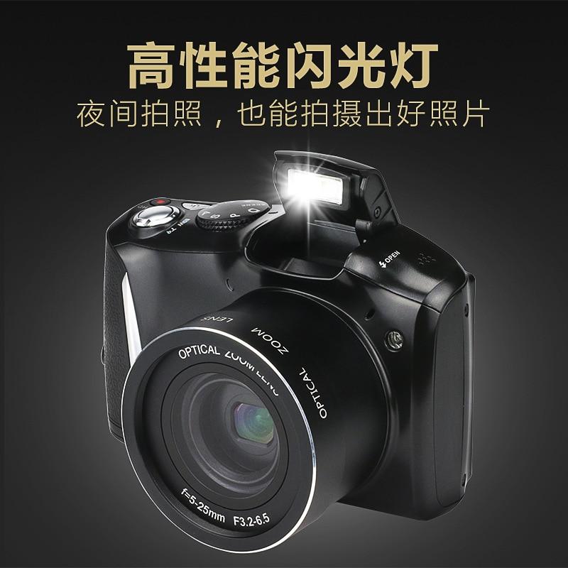 KaRue Digital Camera with 3.5inch Screen 24mp Resolution 14MP CMOS 20 times Digital Zoom SLR Camera