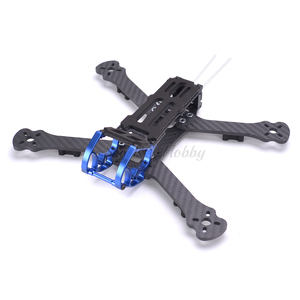 Image 3 - Haan 5 Inch 230 225Mm/6 Inch 255Mm Fpv Racing Drone Quadcopter Frame Fpv Freestyle Frame Voor chameleon QAV R