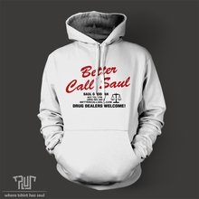 breaking bad better call saul men unisex pullover hoodie 10.3oz weight fleece organic cotton smooth comfortable Free Shipping