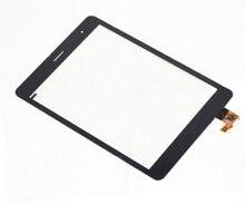 "Original Schwarz 7,85 ""DNS AirTab MW7851 Tablet Kapazitive touchscreen Digitizer Glass Sensorwechsel Kostenloser Versand"