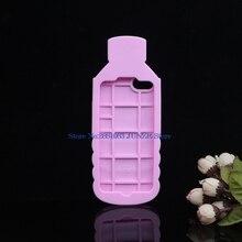 3D Spray Paint Soft Case For iPhone X 5 5S SE 6 6S Plus 7 7S Plus 8 Plus Case Dolls Popcorn Boys Tears Bottle Cover